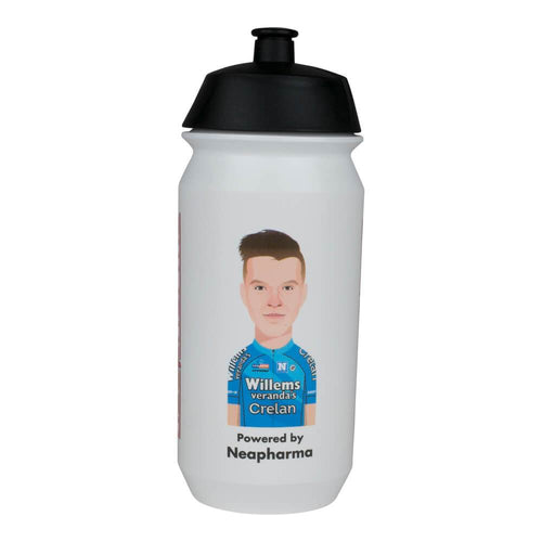 Water Bottle Tacx Shiva 500ml - Zico Waeytens - Veranda's Willems Crelan