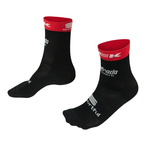 Team Race Socks - Black - Trek Segafredo