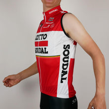 Sleeveless vest 2017 - Lotto Soudal
