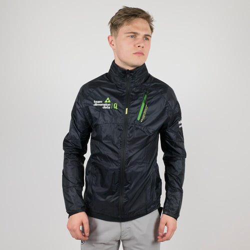 Oakley Rain Jacket with Hood Blackout - Dimension Data
