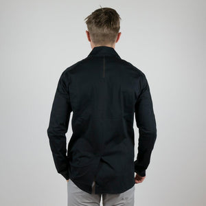 Oakley Sporty Suit Jacket Black - Dimension Data