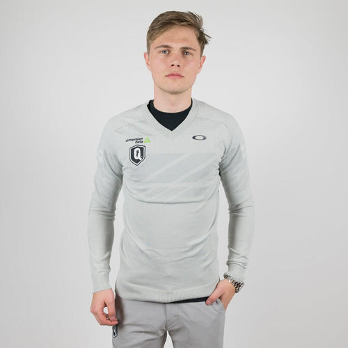Oakley Hazard Block Sweater Grey - Dimension Data