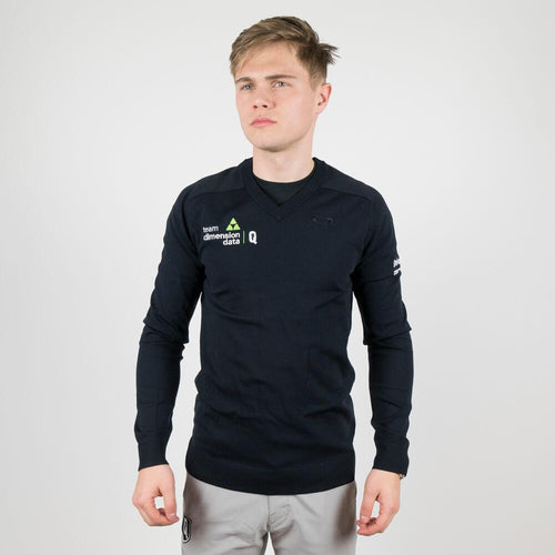 Oakley V-neck M5 Pullover Blackout - Dimension Data