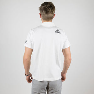 Oakley Polo Shirt White - Dimension Data