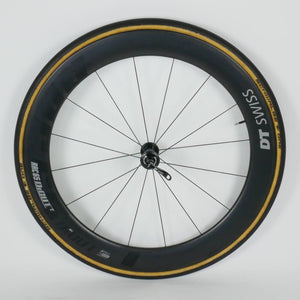DT Swiss RRC 65 DiCUT T - carbon tubular front wheel