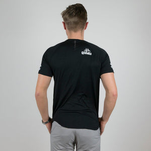 Oakley Running T-shirt Blackout - Dimension Data