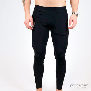 Oakley Compression Tights Running Pants - Dimension Data