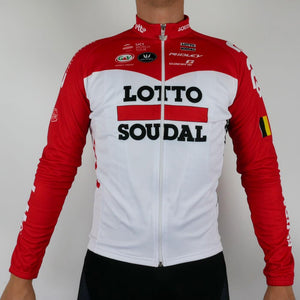 Long Sleeve Jersey 2018 - Lotto-Soudal