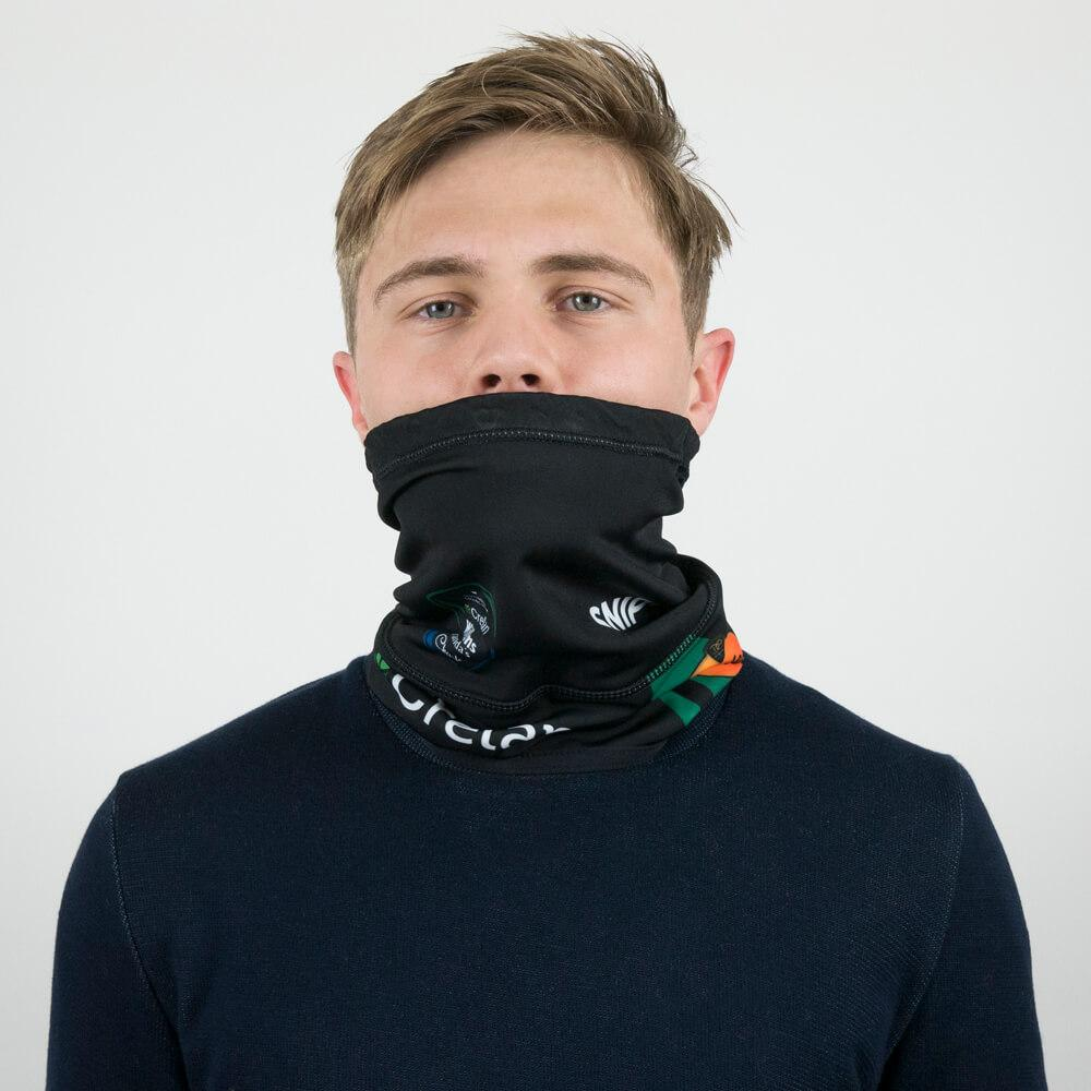 Ski Neckwarmer/Hat - Veranda's Willems Crelan