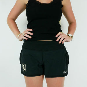 Oakley Running Shorts Slim Blackout - Dimension Data