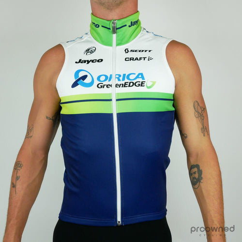 Thermal Winter Vest - Orica-GreenEDGE