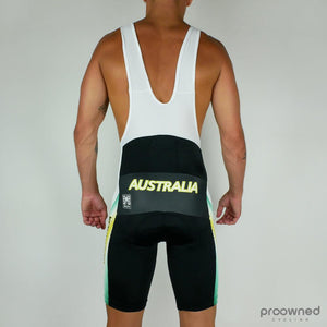 BIB Shorts - Intech Gel - Australian National Team