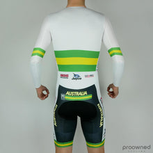 LS Skinsuit - C3 - Australian National Team