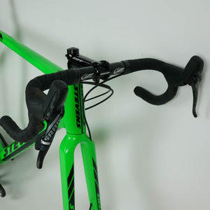 Stevens Super Prestige cross bike - Sram Force 1 - 58cm - Tim Merlier #2 - Vérandas Willems-Crelan