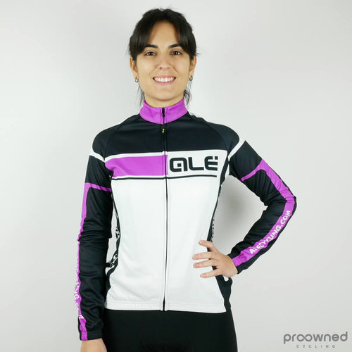 Alé LS Jersey Plus - Women