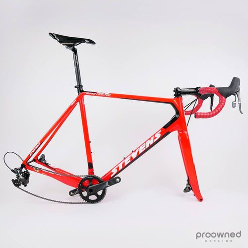 Stevens Super Prestige - 60cm -  cross bike - Sram Force 1 - Vérandas Willems-Crelan