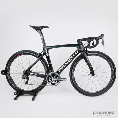 Pinarello Dogma F10 - 50 - Carbon Road Bike - Dura Ace Di2 - Sosa - Team Sky