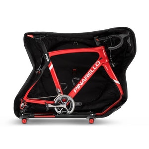 SCICON AEROCOMFORT ROAD 3.0 TSA BIKE TRAVEL BAG - Team Fundacion Alberto Contador