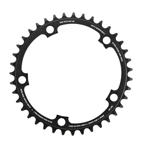 Sram Red 22 11s - 130bcd - Road inner chainring - Black