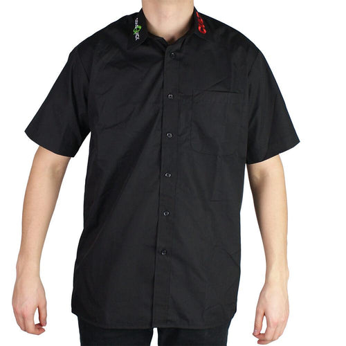 Black shirt short ColoQuick-Cult