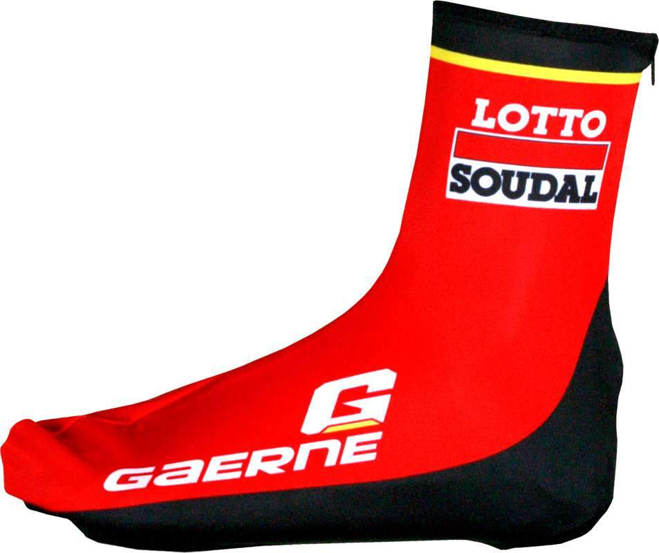 Shoe cover 2018 - Lotto-Soudal