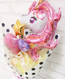 Unicorn Heart Bouquet
