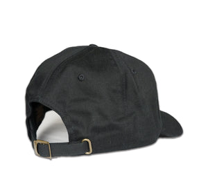 Uncultured Dad Hat - Black