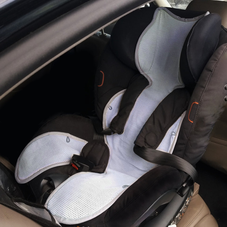 Car seat liner Size M (1-4 years) Blue
