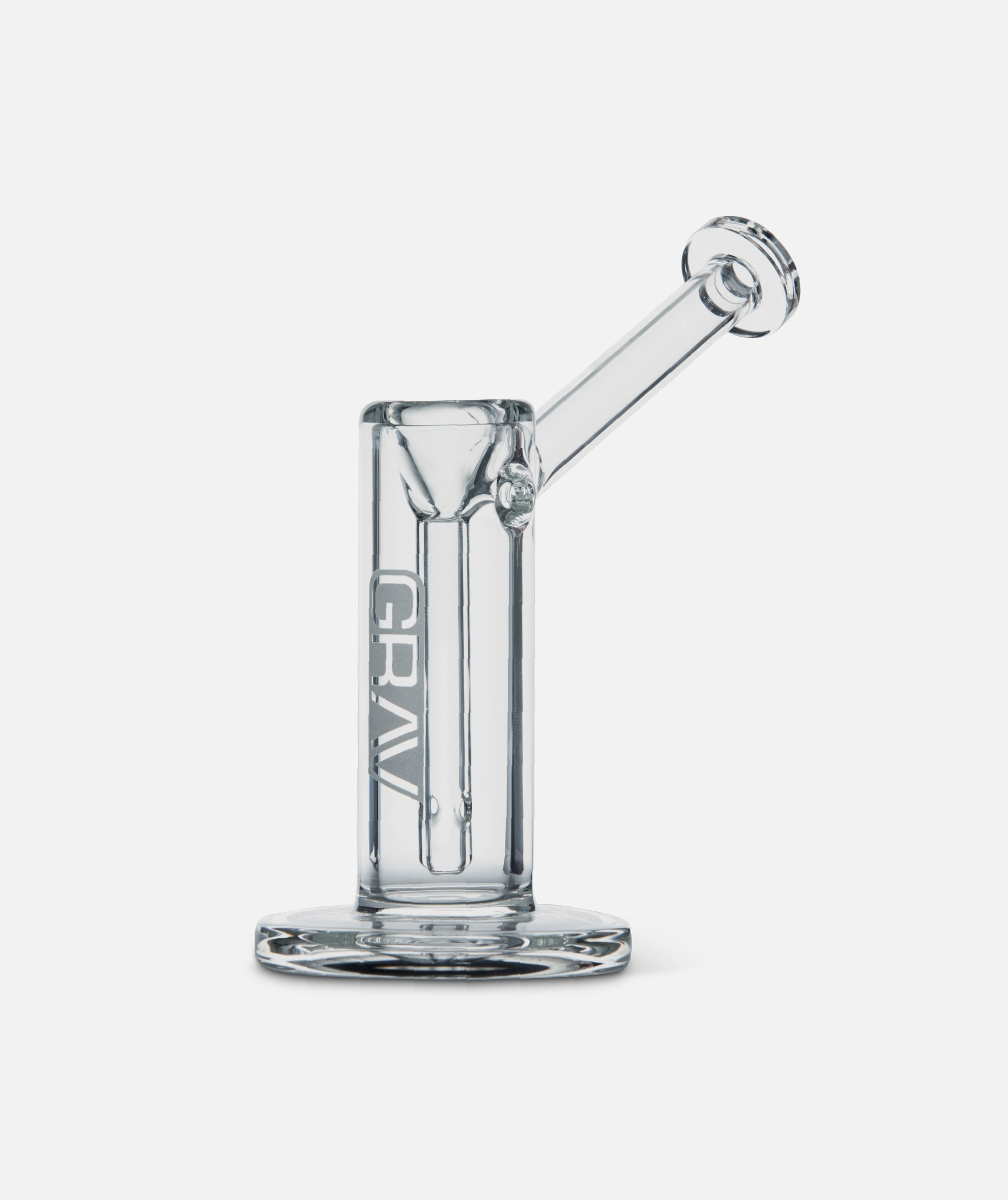 Grav Small Upright Bubbler