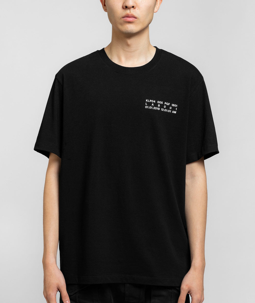 Short Sleeve T-Shirt Black