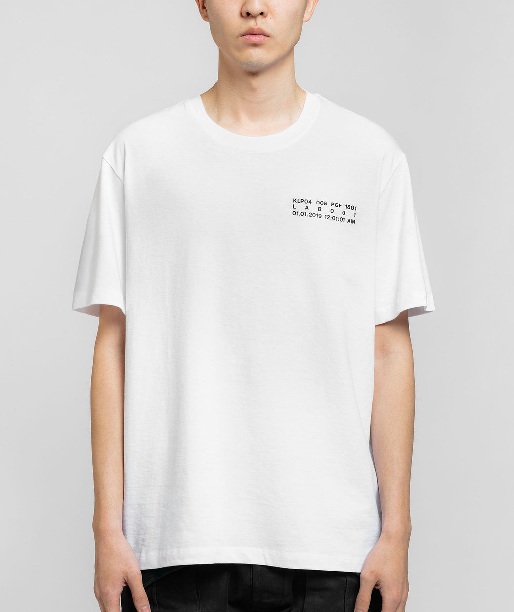 Short Sleeve T-Shirt White