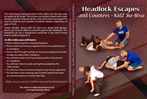 Headlock Escapes and Counters -  Stream or Download video