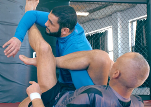 Omoplata Secrets with Coach Zahabi & Silver Fox Pravec Instructional - Stream or Download video