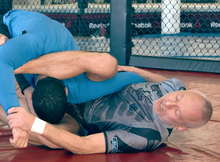Silver Fox Omoplata Instructional
