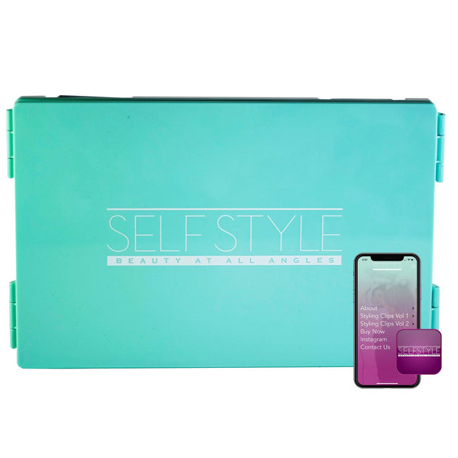Self Style Travel Version - Teal