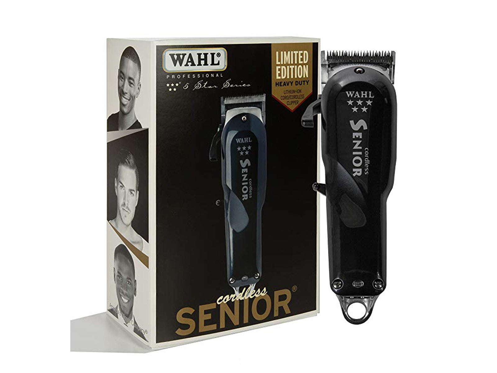Wahl Professional Cordless Senior Clipper