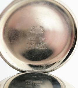 Ball - Waltham Official RR Standard 17 jewel Handsome Case