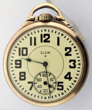 Elgin 21 jewel BW Raymond RR 478