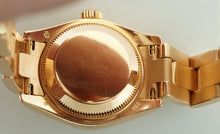 ROLEX EVEROSE 18K LADY'S 179165 BOX PAPERS MINT Pink Roman Dial