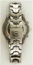 Tag Heuer Link Automatic Chrongraph Model CJF2110 Men's Stainless Steel Watch