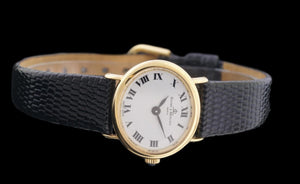 Baume & Mercier 18k Yellow Gold Ladies
