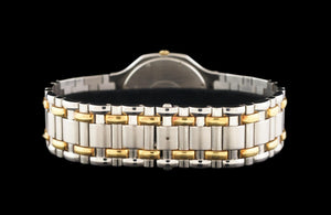 Concord Saratoga 18k Yellow Gold & Stainless Steel Men's Watch 15.68.239