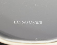 Longines 14k White Gold Cal. 528