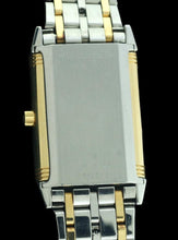 Jaeger LeCoultre Reverso Classic 250.5.86 Steel & 18k Yellow Gold Precision Watch