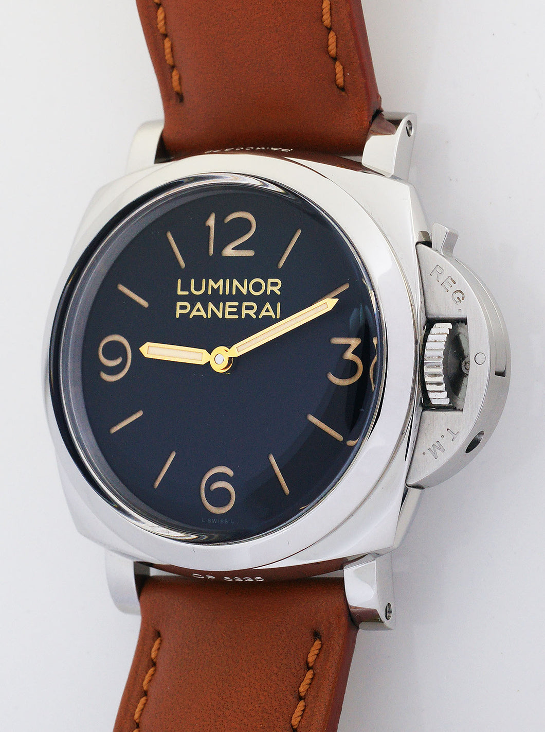 Panerai Luminor 1950 3 Days Acciaio Stainless Steel Men's Watch