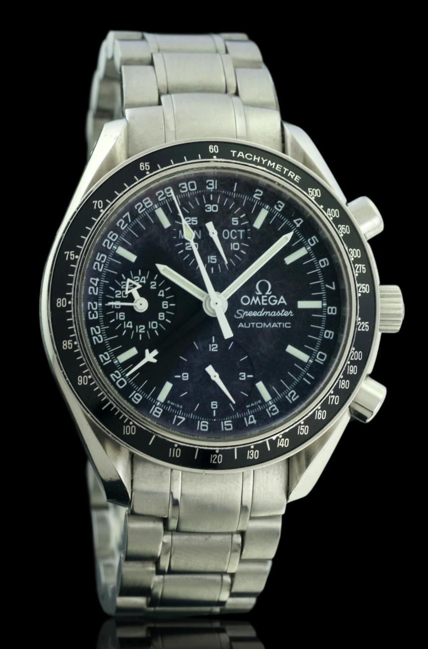 Omega Speedmaster 175.0084 Tripe Date Chronograph Automatic