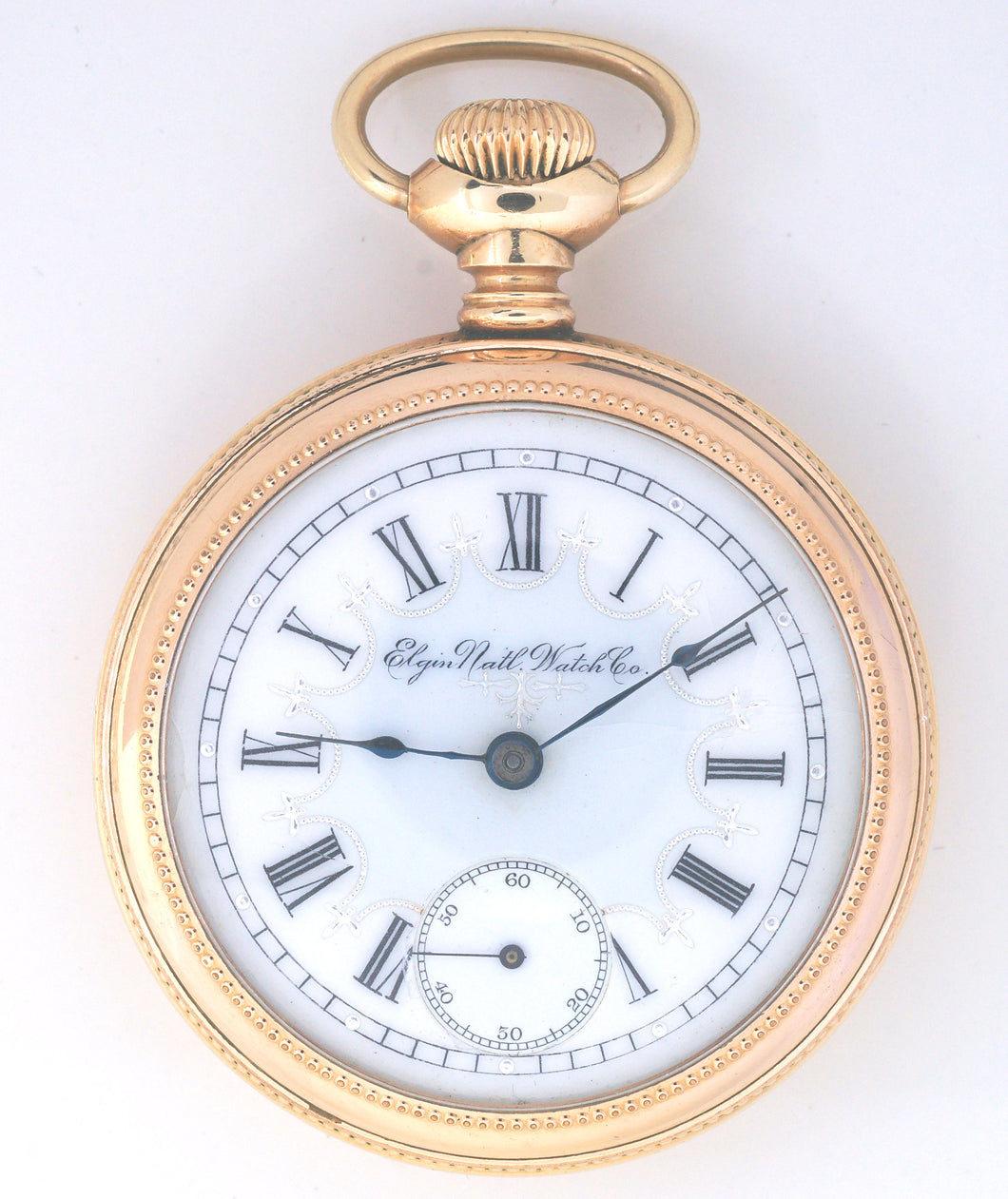 1895 Elgin G.M. Wheeler 44 Pocket Watch