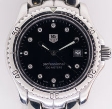 Tag Heuer WT1115 Diamond Dial