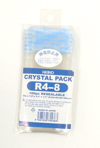 Crystal Pack Resealable 4 series