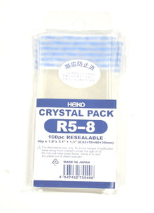 Crystal Pack Resealable 5 series